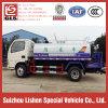 Carro del tanque de la salida del agua de Bowser del agua de 5000 litros