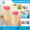 Plastik-pp.-materieller Erschütterung-Deckel-Abfalleimer