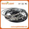 SMD 5630 luz de tira flexível do diodo emissor de luz de um RGB de 120 graus