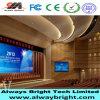 SMD große bekanntmachende Innenfarbenreiche Bildschirmanzeige LED-P6