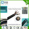 450/750V cable de goma eléctrico flexible estupendo H07rn-F
