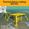 Servicio resistente a la corrosión del proceso de la capa del equipo de /Subsea del gas de la costura de la pizarra/de carbón