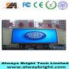 Afficheur LED P10 polychrome extérieur de HD pour la publicité
