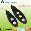 Luz de rua ao ar livre do diodo emissor de luz da luz de rua 50W do diodo emissor de luz da ESPIGA 100W 150W