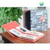 Paper Printing Boîte d'emballage promotionnelle avec dossier