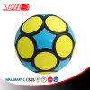 Gelbe und blaue neue Entwurf Soccerball Kugel