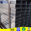 pipe 50X100 en acier rectangulaire galvanisée lumineuse