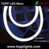 Luz de neón flexible de la cuerda del LED para la decoración