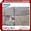 熱材料の岩綿の管