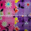 Handy Flip Fall PU Leather mit Flower Grain (HW-862)