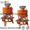 Elettro separatore asciutto magnetico della polvere per ceramica, vetro