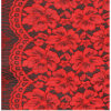 Самая лучшая ресница конструирует ткань шнурка для повелительницы Одевать