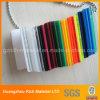 feuille acrylique en plastique de plexiglass de couleur de 1220X2440mm et de 2050*3050mm 3mm Clear&