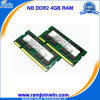 寿命Warranty Full Compatible Laptop DDR2 4GB RAM