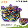 Giocattoli del grande campo da giuoco dell'interno della strumentazione di divertimento/gioco gonfiabili del trampolino