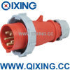 Distribution Box를 위한 5pin 125A IP67 Industrial Plug