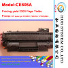 Toner compatible para HP CE505A genuina / CE505X para la impresora 2055/2035