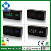 DC 6V Input 또는 AA Battery Power Supply Wooden LED Art Clock