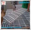 Tipo - pisada de escalera de rejilla de acero serrada galvanizada 2