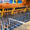 溶接された鋼線の網パネル機械