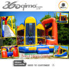 5 in-1 gonfiabili Ninja Combo Bouncer (BMBC235)