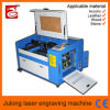 シリンダーRotary、Engraving Glass Bottles、50W CO2 MiniレーザーEngraving Machine Jl-K3050