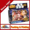 5 Bonus Dice (430178)를 가진 Tin에 있는 Playing Cards의 별 Wars Saga Double 갑판