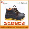 Sapatas de trabalho resistentes químicas da segurança no campo petrolífero RS801