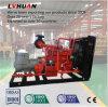 Groupe électrogène de biogaz de la faible puissance 20kw avec le prix usine