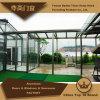 Invernadero de aluminio/de aluminio con diseño del vidrio Tempered