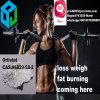 Проигрышный культуризм Orlistat CAS веса: 96829-58-2 горение сала
