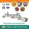 Deleite saudável automático do cão de animal de estimação do rendimento elevado que faz a linha de Machine/Machinery/Processing