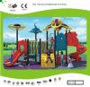 Campo da giuoco esterno dei piccoli bambini futuristici di serie di Kaiqi - adattamento disponibile (KQ30132A)