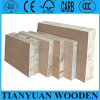 Linyi 15mm 18mm 21mm Wood Block Board für Furniture