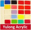 Verre acrylique couleur 1220X2440mm pour usage intérieur