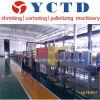 Máquina de embalagem automática do psiquiatra do calor do frasco da bebida de China (YCTD)