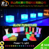 Glow Illuminated Plastic Furniture RGB LED Cube