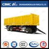 Cimc trekken Huajun bestelwagen-Gevormde 3axle de Aanhangwagen van de Staaf