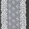 Garmentのための熱いSale Lace Fabric Popular Design