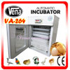 Sale를 위한 264 Chicken Eggs를 위한 디지털 Full Automatic Egg Incubator