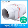 Seaflo 270cfm Gleichstrom Inline Air Blower Fan