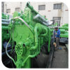 産業発電機の世界中のための新しいLvhuan 500kwの屑木片の生物量のガス化装置の発電機セットの発電所
