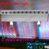 iluminación expuesta 54W de la pared, iluminación moderna DMX RGB de la pared controlable