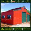Qingdao Pre-Fêz a porta deslizante o celeiro pré-fabricado de aço