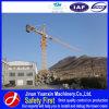 Guindaste de torre industrial menor certificado ISO9001 da máquina da Dobro-Rotação de Yuan Xin63-5013A