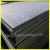 Plaque Checkered du carbone de plaque laminée à chaud d'acier