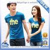 Paar-Familien-Zoll gedruckte Baumwollec$rund-ansatz T-Shirts