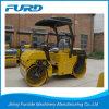 La Cina Manufacture 3ton Steel Wheel Vibratory Roller