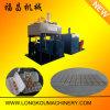 Kleinkapazitätspapiermassen-Formteil-Ei-Tellersegment, das Maschine herstellt