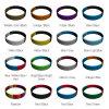 Wristband del silicone di colore